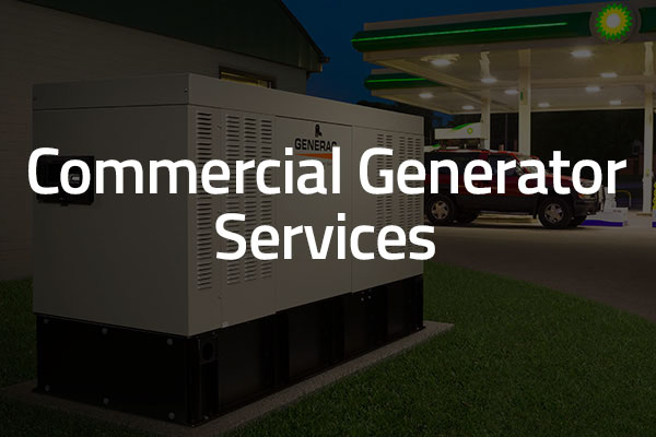 commercial generator services graphic