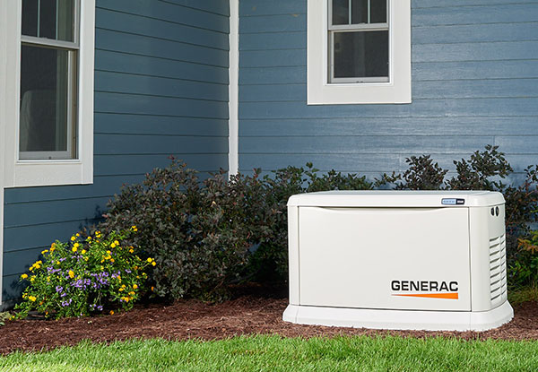 generac residential generators ct