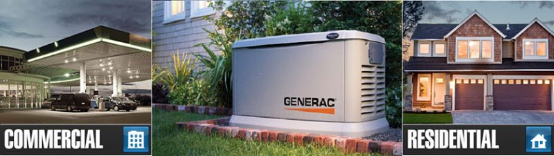 turnkey generator installation ct
