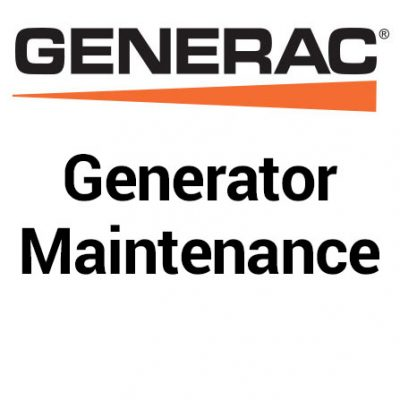 generac generator maintenance ct