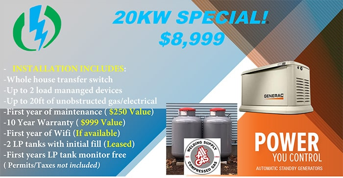 20kw special flyer