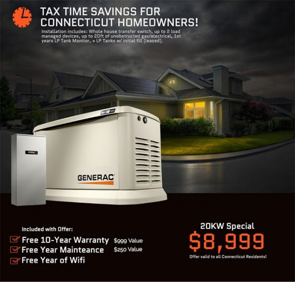 20kw promotion flyer