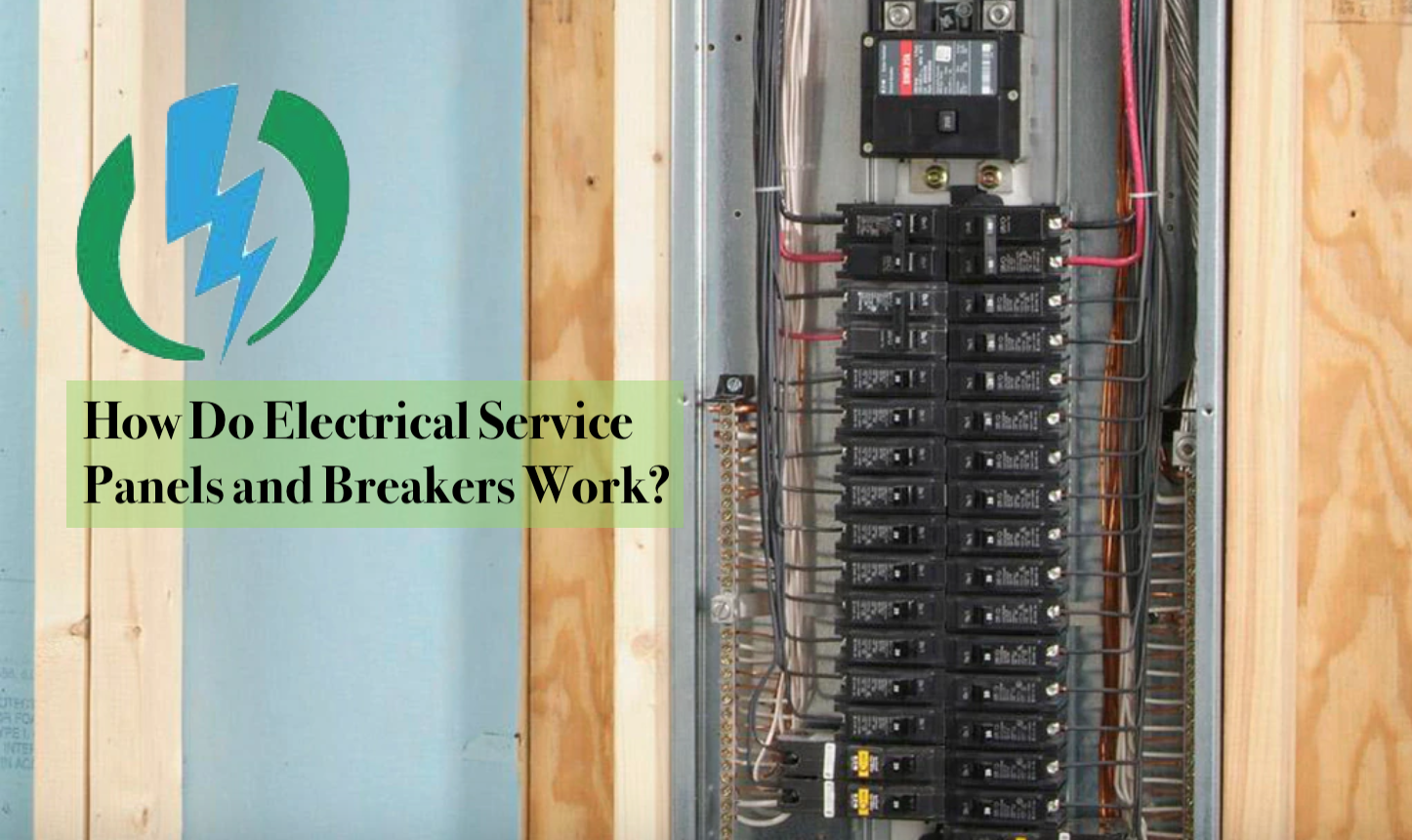How Do Electrical Service Panels and Breakers Work?