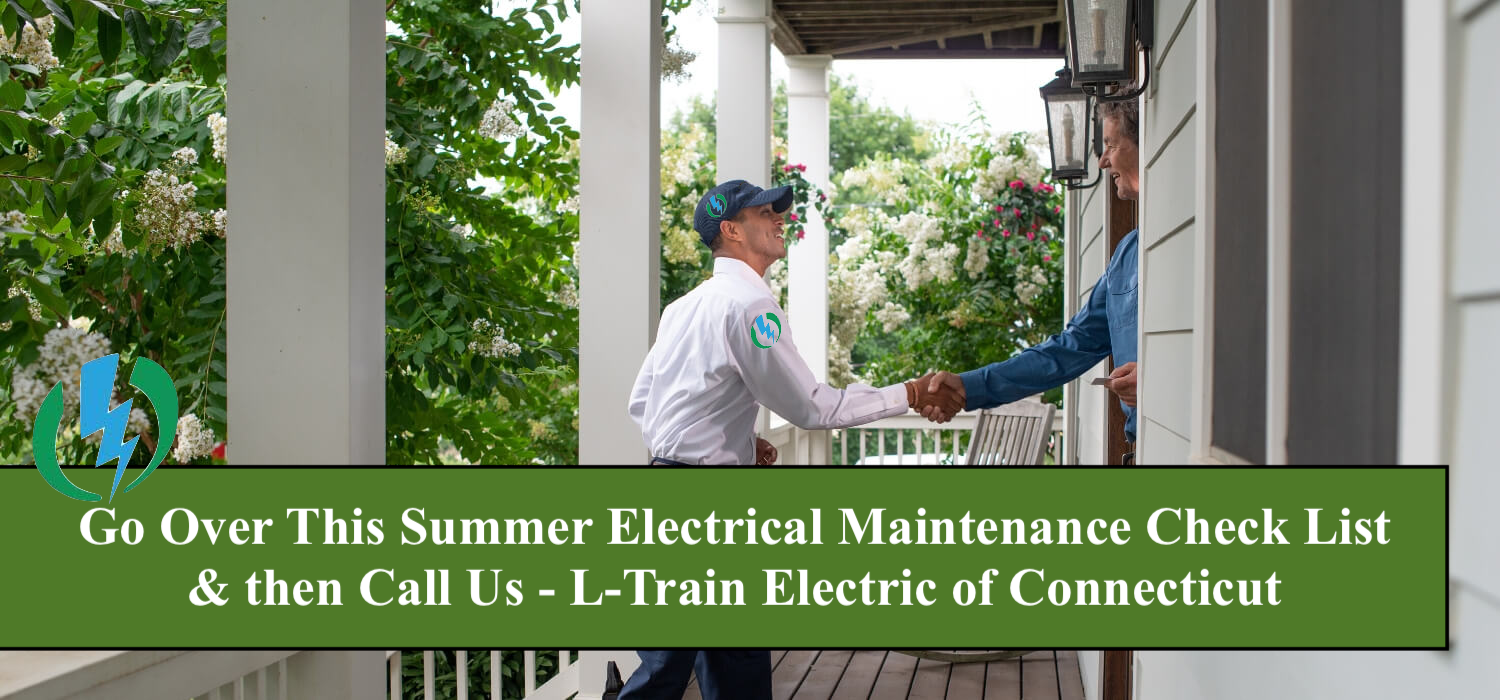 electrical maintenance checklist for summer
